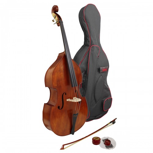 Vivente Double Bass Outfit - Sizes 3/4 to 1/2