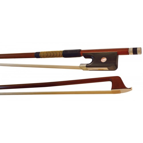 Cello Bow - Brazilwood - Octagonal 1/4