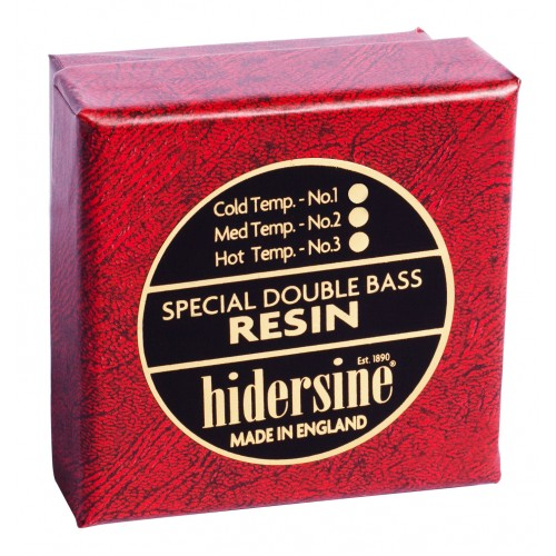 Double Bass Rosin – Cold Climates – X-Large Size