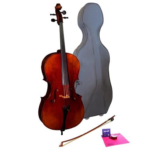 Hidersine Melodioso 4/4 Cello Outfit