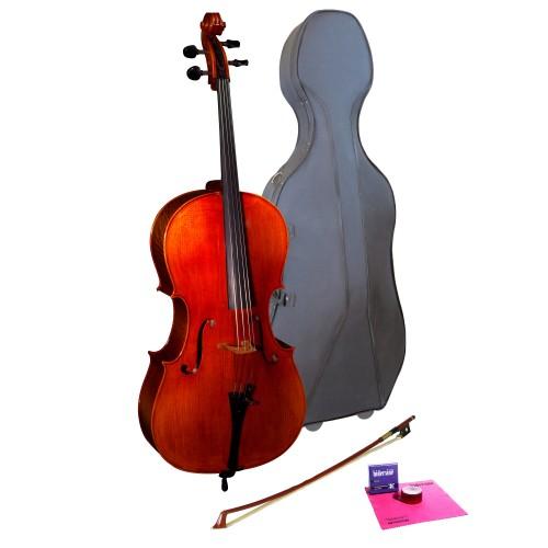 Hidersine Nobile 4/4 Cello Outfit